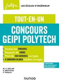 Marie-Virginie Speller et Michaël Sauzeix - Concours Geipi Polytech - Tout-en-un.
