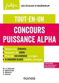 Marie-Virginie Speller et David Bentouza - Concours Puissance Alpha - Tout-en-un.