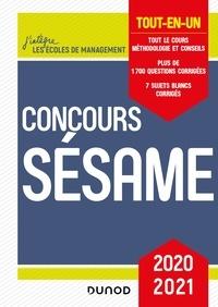 Marie-Virginie Speller et Pia Boisbourdain - Concours Sésame - 2020-2021 - Tout-en-un.