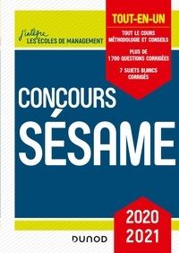 Téléchargement du livre d'échantillons Epub Concours Sésame  - Tout-en-un 9782100800421 (French Edition)