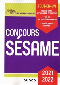 Marie-Virginie Speller et Pia Boisbourdain - Concours Sésame - Tout-en-un.