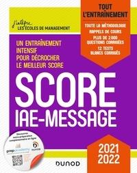 Marie-Virginie Speller et Sophie Gallix - Score IAE-Message - 2021-2022 - Tout l'entraînement.