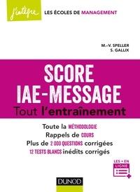 Openwetlab.it Score IAE-Message : tout l'entraînement Image