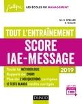 Marie-Virginie Speller et Sophie Gallix - Score IAE-Message : tout l'entraînement.
