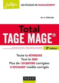 Marie-Virginie Speller - Total TAGE MAGE®- 2e éd..