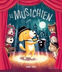 Marie Voigt - Le Musichien.