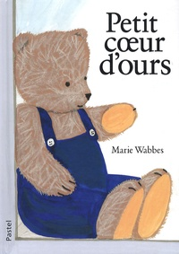 Marie Wabbes - Petit coeur d'ours.