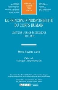 Le principe dindisponibilité du corps humain - Limite de lusage économique du corps.pdf