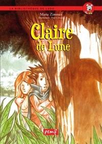 Marie Zimmer - Claire de lune.