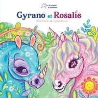 Marie Zimmer et Lydiane Karman - Cyrano et Rosalie.