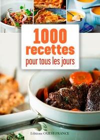 Mariel et Raymonde Charlon - 1000 recettes pour tous les jours.