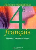 Mariel Morize-Toussaint et Hélène Coste - Français 4e - Séquences, méthodes, exercices.
