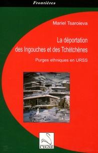 Goodtastepolice.fr La déportation des Ingouches et des Tchétchènes - Purges ethniques en URSS Image