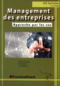 Marielle Baboulall et Jean-François Dhénin - Management des entreprises BTS tertiaires 2e année - Approche par les cas.