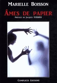 Marielle Boisson - Ames de papier.