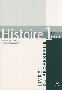 Marielle Chevallier - Histoire 1e L-ES-S - Livre du professeur.