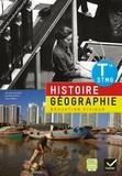 Marielle Chevallier et Annette Ciattoni - Histoire géographie éducation civique Tle STMG.