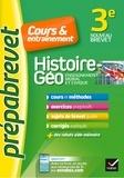 Marielle Chevallier - Histoire-géographie EMC 3e - Prépabrevet Cours & entraînement - cours, méthodes et exercices progressifs.