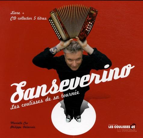 Marielle Cro - Sanseverino. 1 CD audio