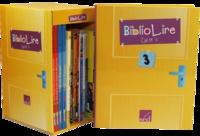 Marielle Gastellier - BiblioLire cycle 3 niveau 3 (CM2) - 24 livres + fichier.