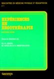 Marielle Moulin et  Collectif - Expériences en ergothérapie - 8e série.