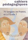 Marielle Rispail et  Collectif - A Scots Quair N° 423, avril 2004 : 75 langues en France, et à l'Ecole ?.