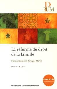 La réforme du droit de la famille - Une comparaison Sénégal-Maroc.pdf