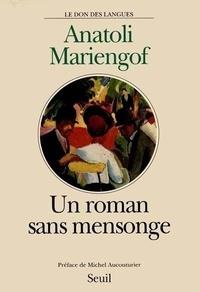 Mariengo - Un roman sans mensonge.