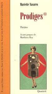 Mariette Navarro - Prodiges.