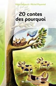 Mariette Semelin - 20 contes des pourquoi - 15 romans + fichier de l'élève.