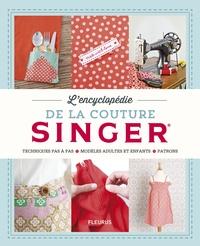 Marijke Michiels et Hilde Smeesters - L'encyclopédie de la couture Singer.