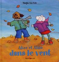 Marijke ten Cate - Alice et Aldo dans le vent.
