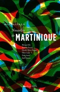 Marijosé Alie-Monthieux et Suzanne Dracius - Nouvelles de Martinique.