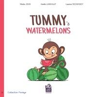 Marika Jean et Ginette Lareault - Tummy's watermelons - Tummy's watermelons.