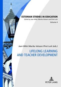Marika Veisson et Piret Luik - Lifelong Learning and Teacher Development.