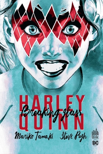 Harley Quinn  Breaking Glass
