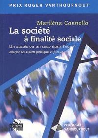 La société à finalité sociale - Un succès ou un coup dans leau ? Analyse des aspects juridiques et fiscaux.pdf