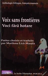 Marilena Lica-Masala - Voix sans frontières.