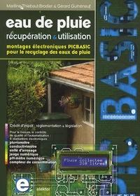 Galabria.be Eau de pluie : récupération & utilisation - Montages électroniques PICBASIC pour le recyclage des eaux de pluie Image