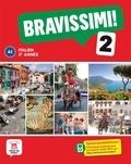 Marilisa Birello et Albert Vilagrasa - Italien 2e année A2 Bravissimi ! 2.