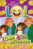 Marilou Addison - Chips aux cornichons.