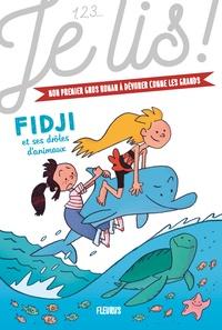 Marilou Addison et Jérôme Anfré - Fidji Tome 1 : Fidji et ses drôles d'animaux.