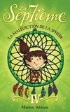 Marilou Addison - La Septième tome 4 - La malédiction de la sphère - La malédiction de la sphère.