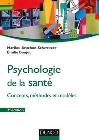 Marilou Bruchon-Schweitzer et Emilie Boujut - Psychologie de la santé - Concepts, méthodes et modèles.