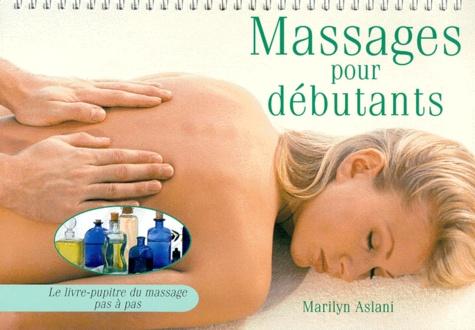 Marilyn Aslani - Yoga pour débutants.