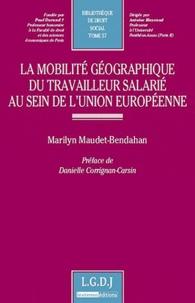 La mobilité géographique du travailleur salarié au sein de lunion européenne.pdf