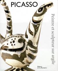 Marilyn McCully et  Collectif - Picasso - Peintre et sculpteur sur argile.