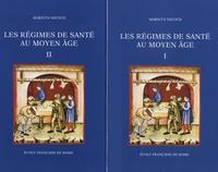 Marilyn Micoud - Les régimes de santé au Moyen Age - Naissance et diffusion d'une écriture médicale (XIIIe-XVe siècle) 2 volumes.