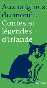 Marilyn Plénard - Contes et légendes d'Irlande.