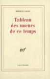 Marilyn Sachs - Tableau des moeurs de ce temps.